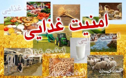 امنیت غذایی و امنیت اقتصادی