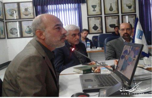 """کارگاه آموزشی با عنوان """"نقش جوانان بسیجی در پدافند غیرعامل"""" برگزار شد."""
