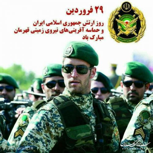 پیام تبریک مدیرکل پدافند غیرعامل استانداری بمناسبت روز ارتش