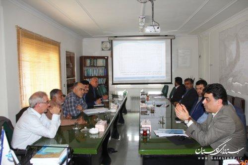 حضور اعضای کارگروه ملی مدیریت بحران و هیأت ملی رسیدگی به سیلاب در استان