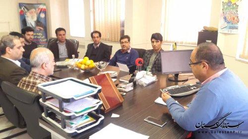 جلسه بررسی پیشرفت طرح جامع پدافند غیرعامل استان برگزار شد